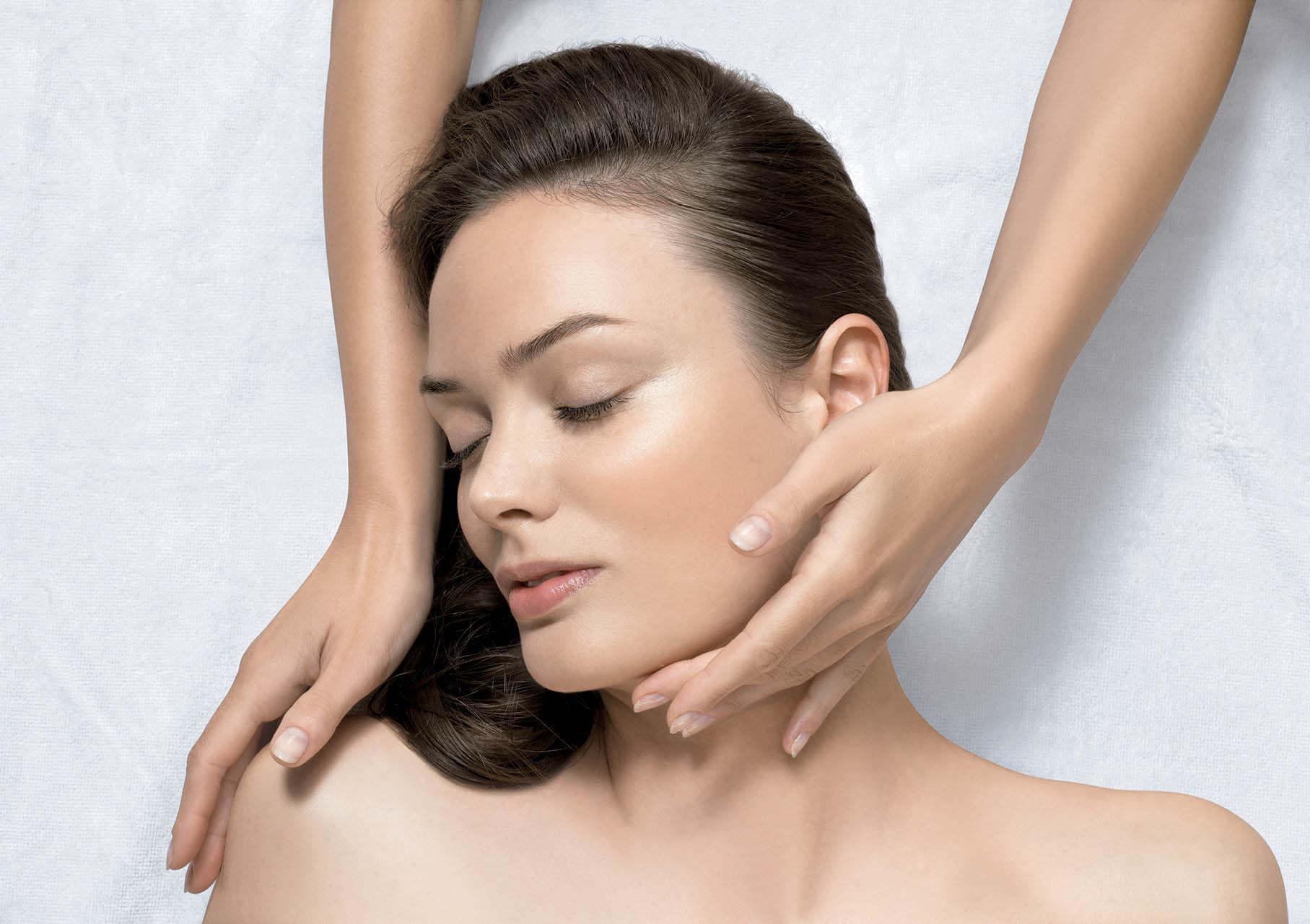 Nettoyage de la peau sans massage
