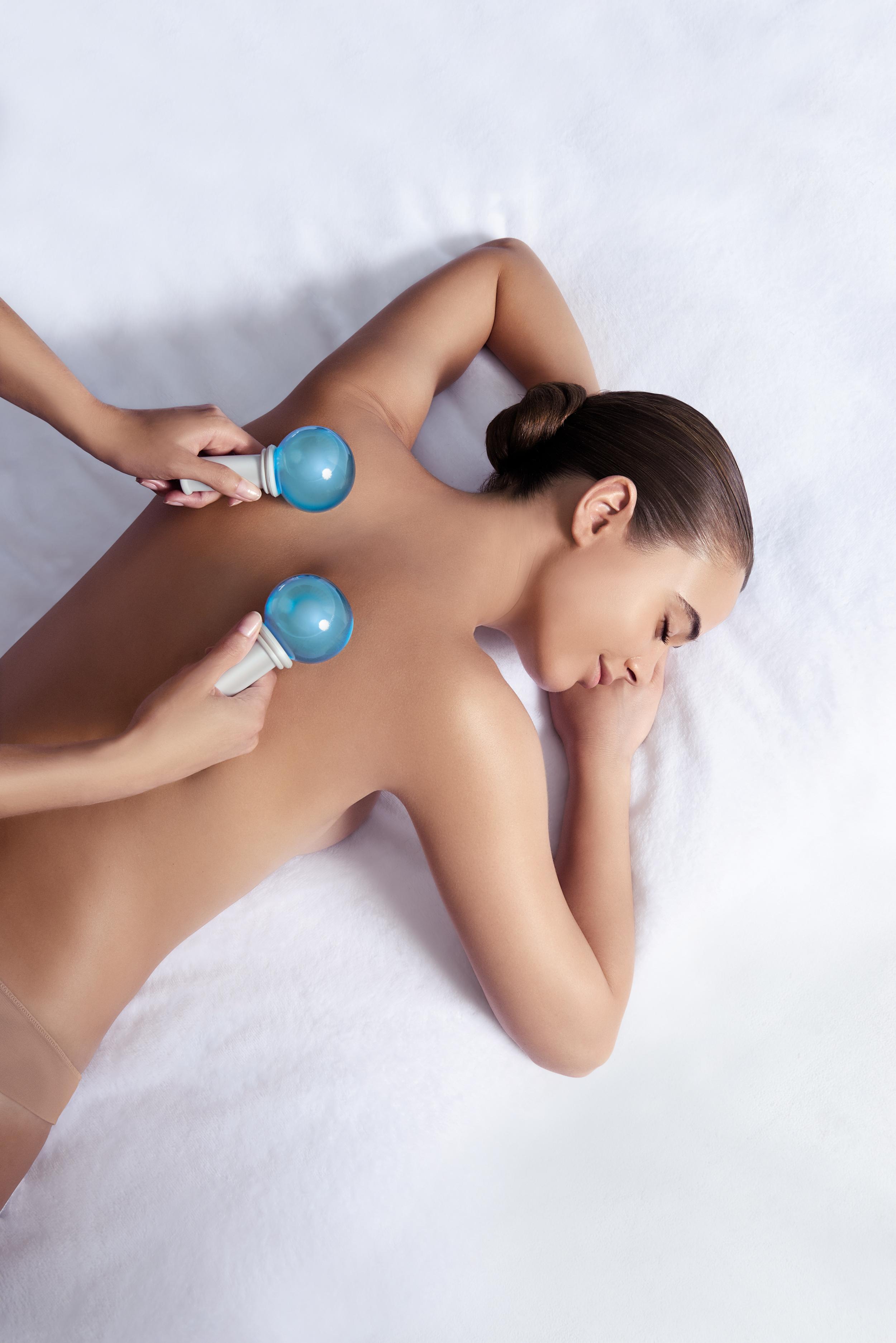 Massage Merveille Arctique de la nature polaire